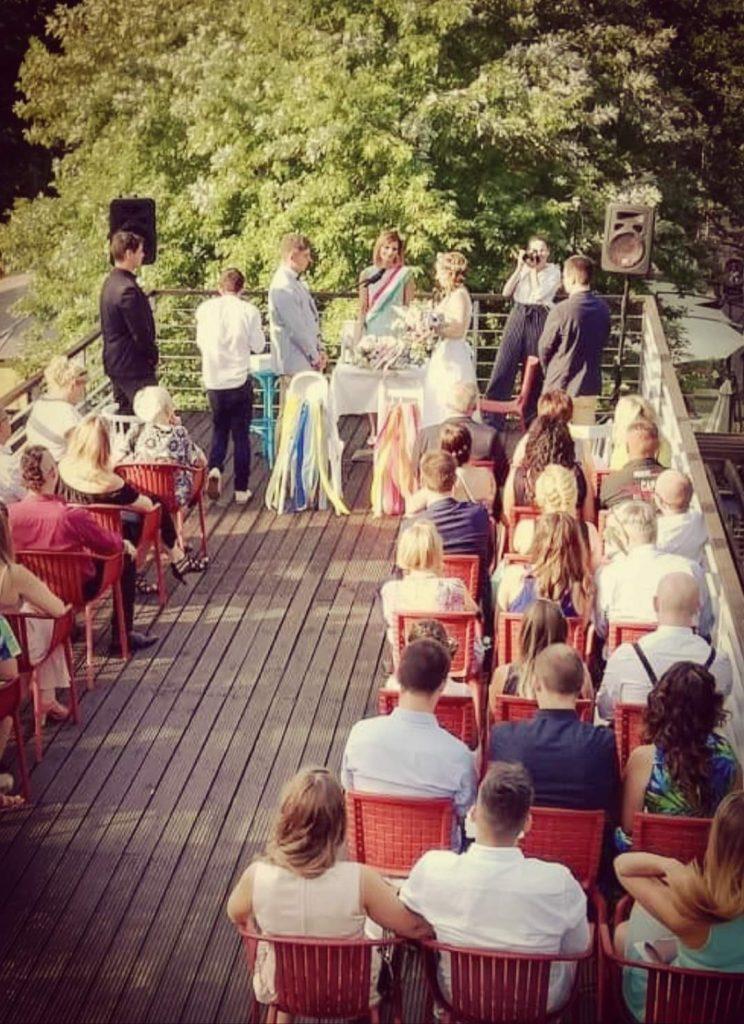Budapest, esküvő, fruska bisztró