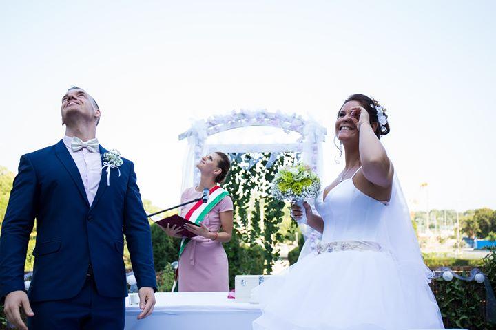 szertartasvezető szertartás és esküvő Budapesten a György Villában